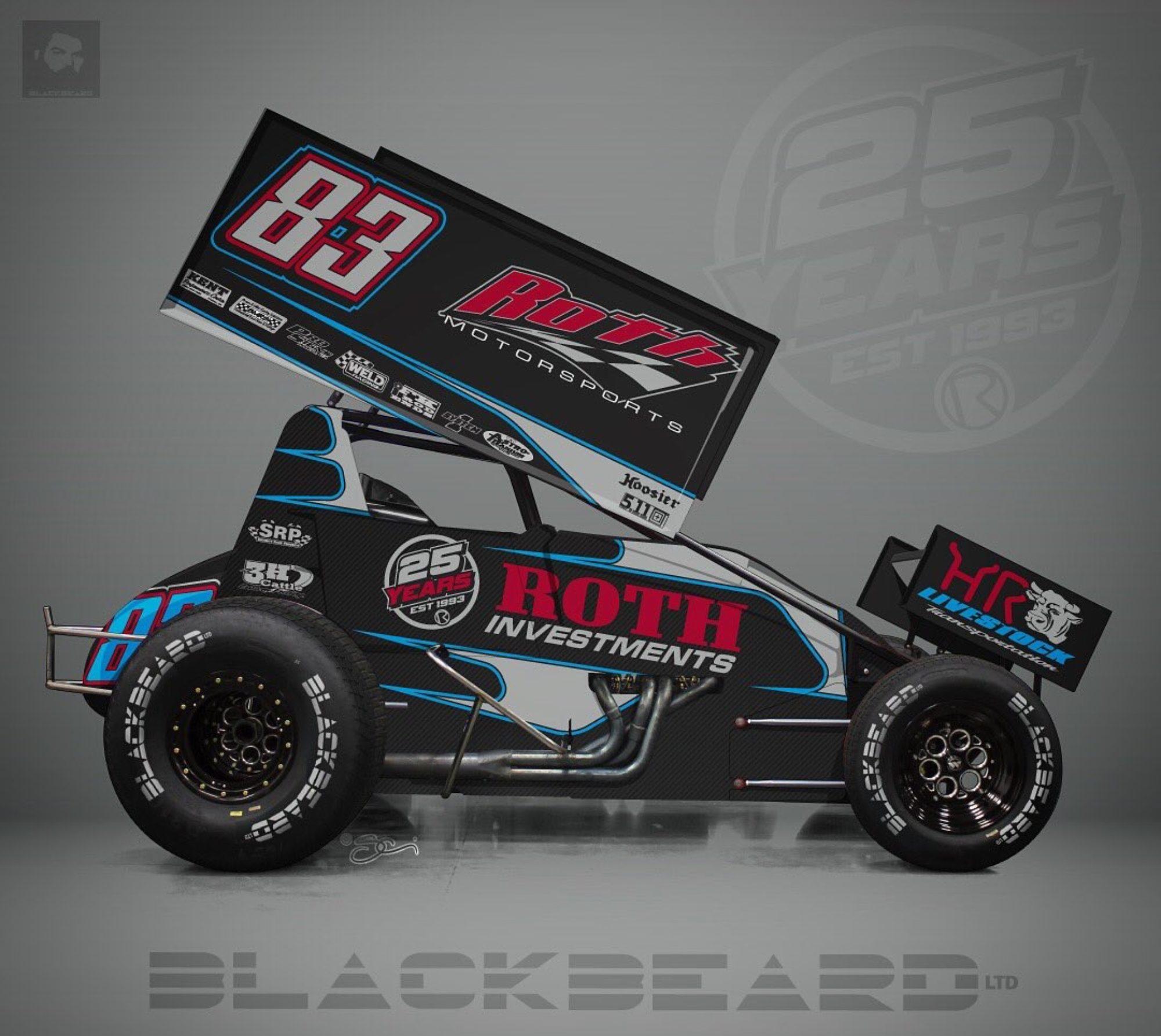 Roth Motorsports 83